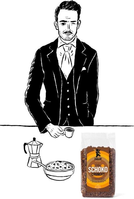 Espresso Typ