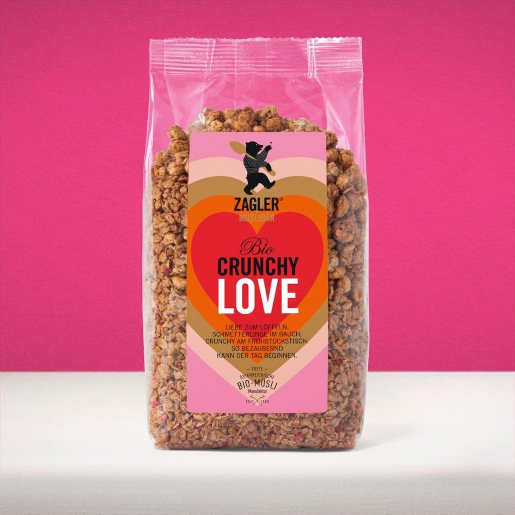 Bio Crunchy Love muesli