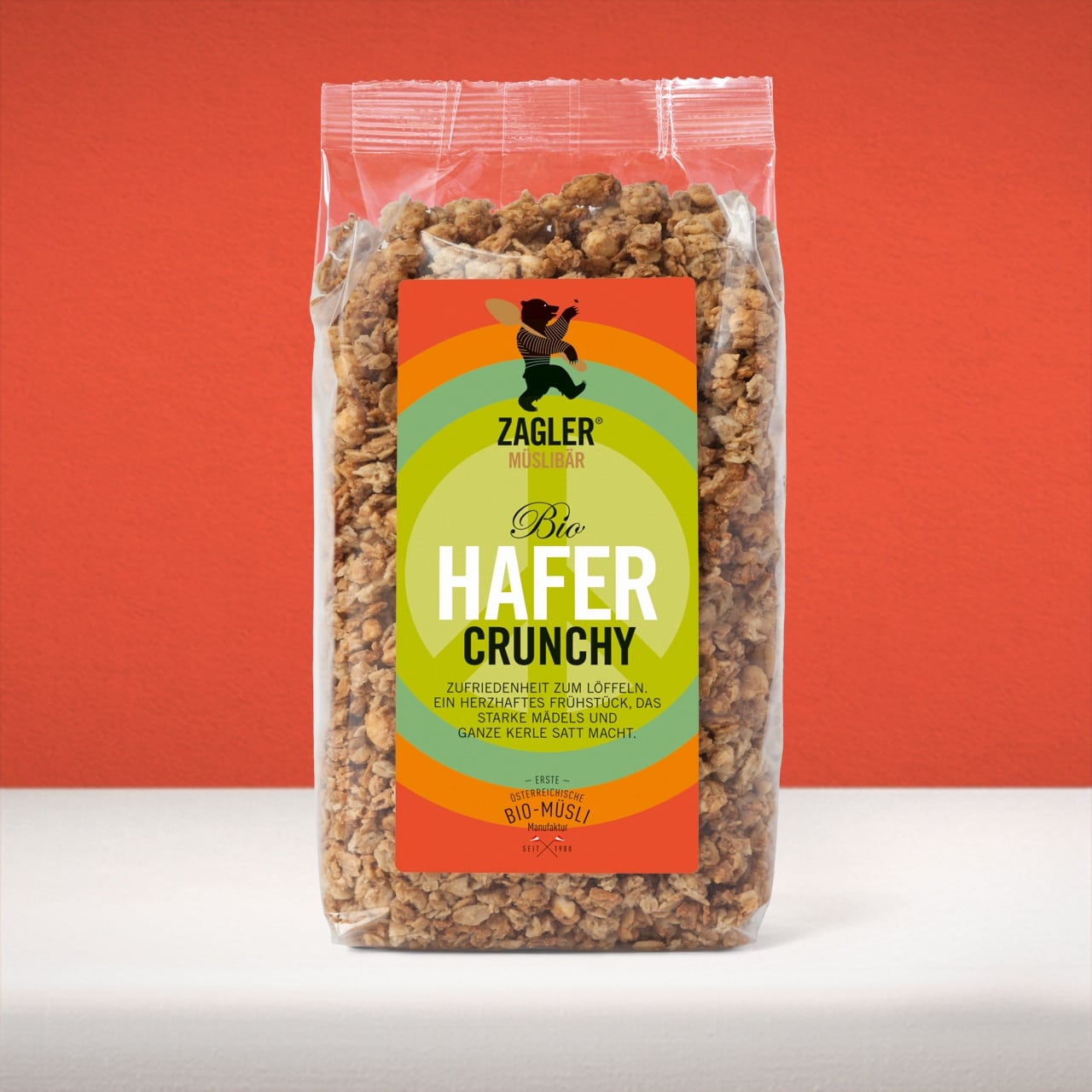 Bio Hafer Crunchy muesli