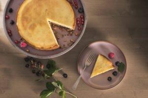 Müslibär Ricotta Torte