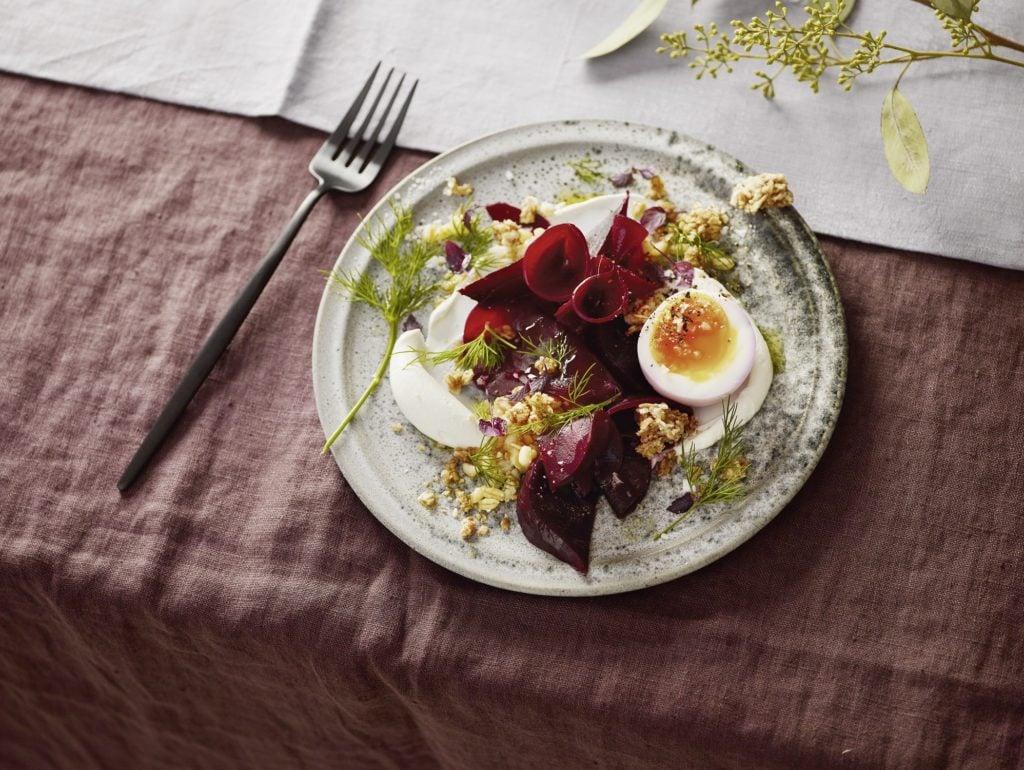 Rezept Rote Rueben Salat