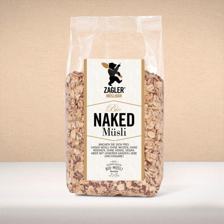 Bio Naked Muesli