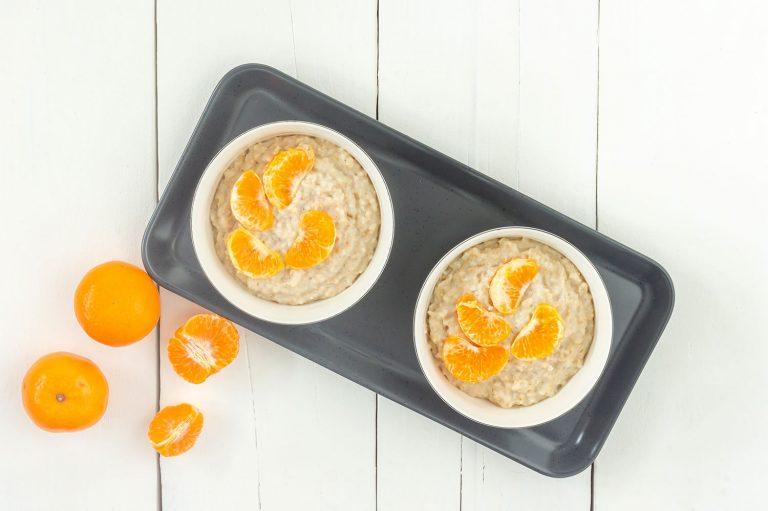 Im Porridge Kalorien zählen – Gesunde Ernährung leichtgemacht